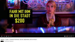 """""""Nerve"""": Nervenkitzel ab 8. September im Kino"""